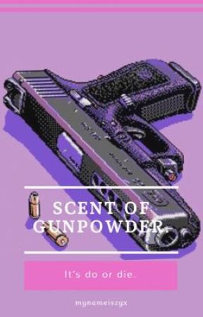 scent of gun powder || seventeen by mynameiszyx