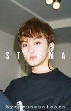 Stigma | Mark Lee by euneunicorn