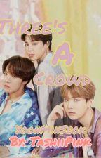 Three's A Crowd ΞYoonMinSeokΞ by TashiiPink