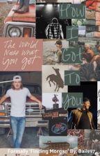 Finding Morgan // Morgan Wallen by Bails97
