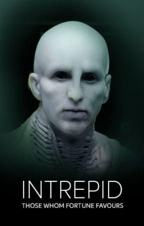 Intrepid by JamesShale