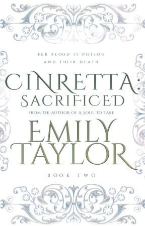 Cinretta: Sacrificed (C.Bk.2) {completed} by _anothermisfit_