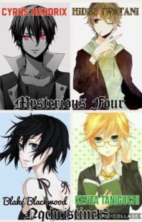 Mysterious Four(Diabolik Lovers fanfic) cover