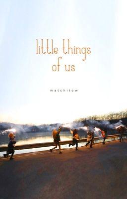 GFRIEND   Những điều nhỏ nhặt của chúng tớ - by Matchitow