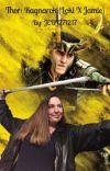 Thor: Ragnarok (Loki X Jamie) cover