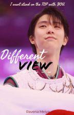 DIFFERENT VIEW   Y U Z U R  U H A N Y U by sunnyshine_1027