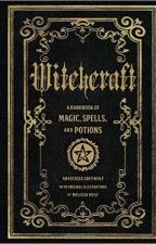 Grimoire by witchheaven