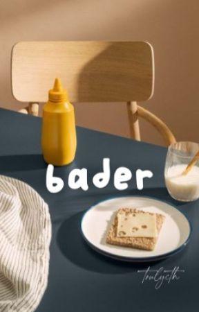 bader // calum by trulycth