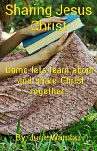 Sharing Jesus Christ... cover