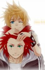 """Key to my """"Heart"""" (Roxas x Axel) by Death_The_Kitty42564"""