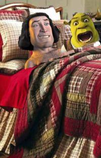 Shrek x Farquaad smut cover