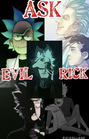 ASK Evil Rick by Http-Evxl