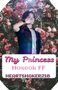 ✔️My Princess (Jhope ff)✔️ cover