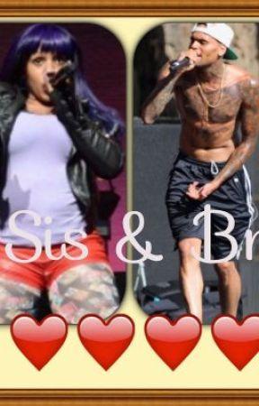 Breaunna Womack & Chris Brown by bigbankz