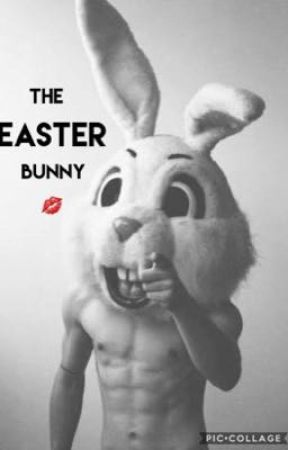 The Easter Bunny  by TheDevilsMistress666