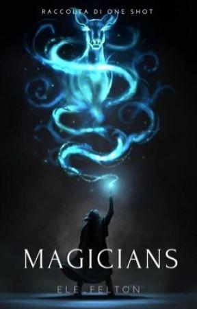 Magicians | Harry Potter saga  by Ele_Felton