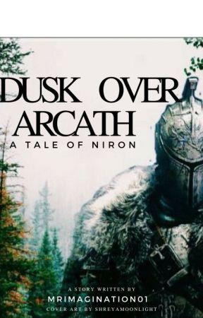 Dusk Over Arcath by mrimagination01