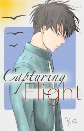 Capturing Flight [Riren/Ereri] ✔️ by BLoveKia