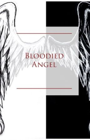 Bloodied Angel ~ Finished by Raven364