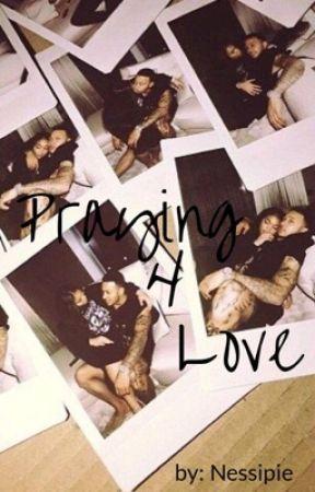 Praying 4 Love by azurasf