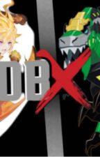 DBX2: Yang Xiao Long vs Grimlock by Omega0999