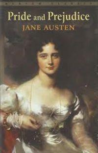 Pride & Prejudice by Jane Austen cover
