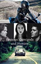 Demons, Demigods and Hunters (Percy Jackson/Supernatural) by eatyourhartout