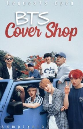 BTS Cover Shop || closed~ by gxldennia