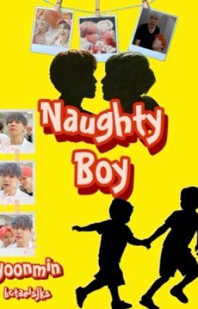 Naughty Boy *yoonmin* by TaeNochuTae