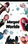 Merged Worlds  (Book 1) [Editing] cover
