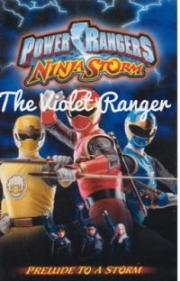 Power Rangers Ninja Storm (The Violet Ranger) cover