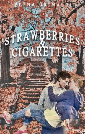 "LUCAS & SEAN: Strawberries & Cigarettes ➼ TRILOGIA ""EXTRA"". by ElenaGrimaldi"