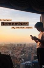 remember. | taehyung. by hanbinplanet