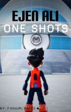 Ejen Ali One Shots {CLOSED REQUESTS} by fangirl78123