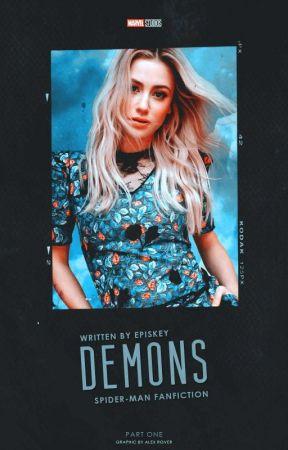 Demons ◇ Peter Parker  ✅ by Episkey1