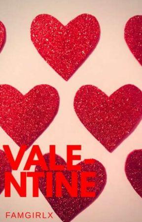 VALENTINE | B×B | Texting by Famgirlx