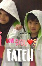 I love you fateh by FatFat0708