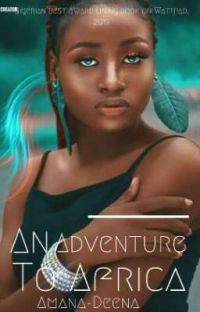 AN ADVENTURE TO AFRICA cover