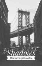 Shadows | Alec Lightwood  by HuntressLightwood24