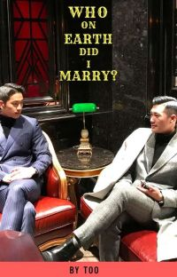 WHO ON EARTH DID I MARRY ? cover
