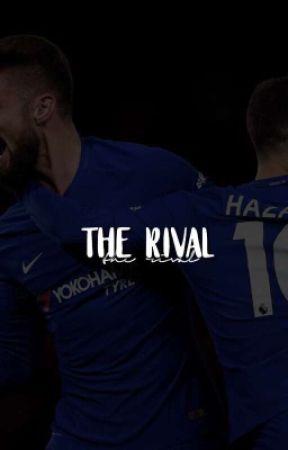 The Rival ↠ Ramos x Messi by edenhazardous