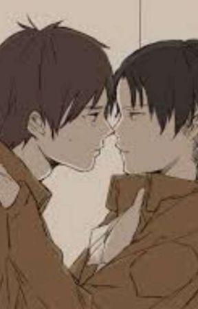 I Swear We're Not Gay! (Eren × Levi smut!) by katsudon24