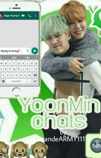 《YoonMin CHATS》 cover
