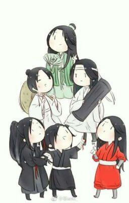 Những đứa con nhà Mặc Hương Đồng Xú
