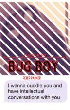 Bug boy || Peter Parker  by Frayed-Apart