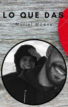 LO QUE DAS by MurielMoens