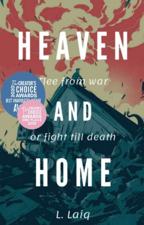 Heaven and Home (featured) by writerinthedark-
