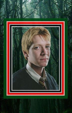 He was in love with her / Fred Weasley/ Order of the Phoenix by iamgonnashowyoucrazy