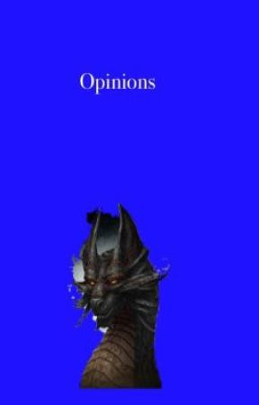 Opinions by James-d