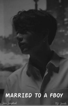 𝙈𝘼𝙍𝙍𝙄𝙀𝘿 𝙏𝙊 𝘼 𝙁𝘽𝙊𝙔  ➵ by Jeonla